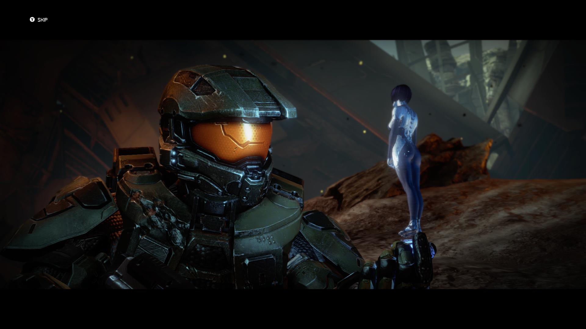Halo 5 cortana porno naked photo
