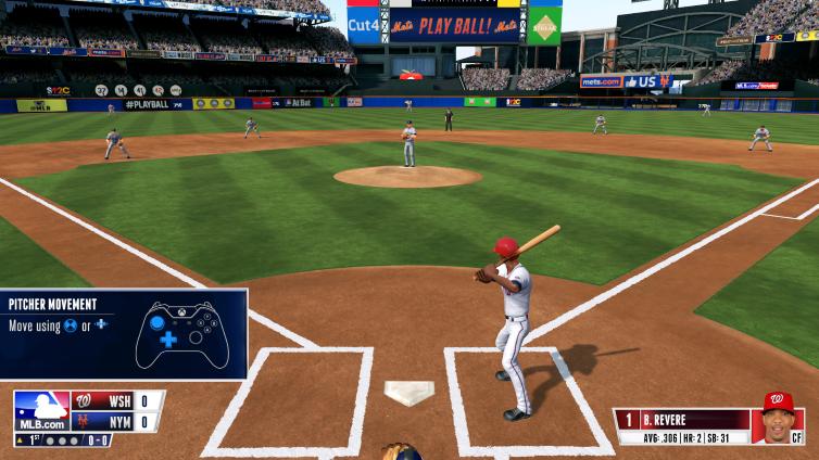 R.B.I. Baseball 16 Screenshot 1