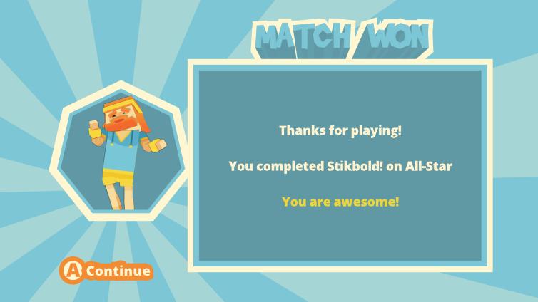 Stikbold! A Dodgeball Adventure Screenshot 3