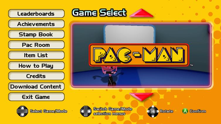 Pac-Man Museum Screenshot 3