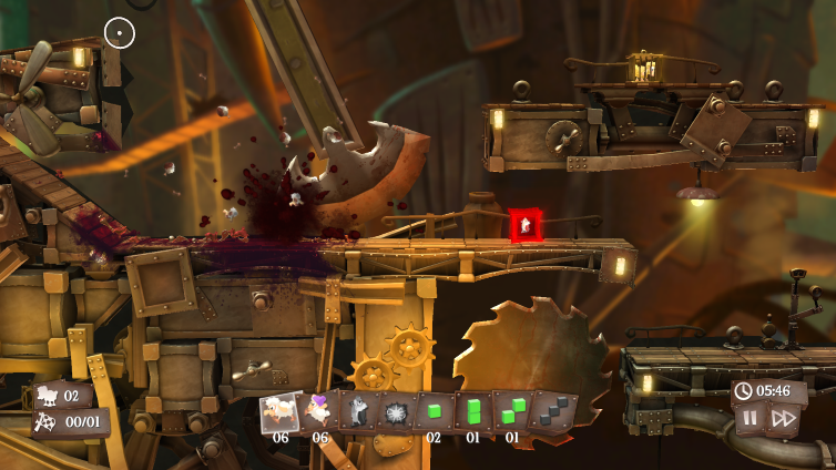 Flockers Screenshot 3