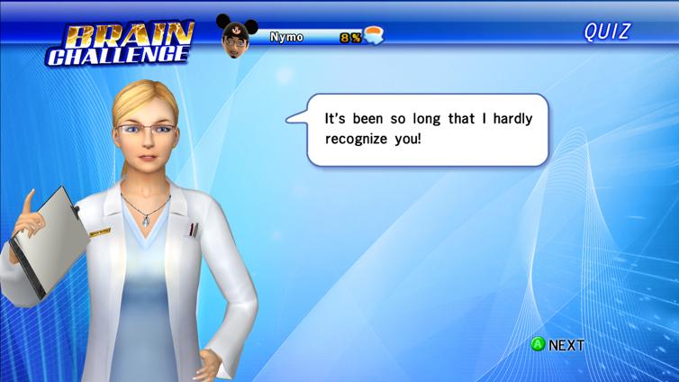 Brain Challenge Screenshot 1