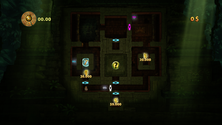 Lazy Raiders Screenshot 2