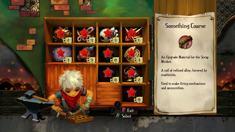 Bastion Screenshot 2