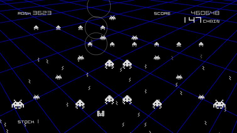 Space Invaders Infinity Gene Screenshot 3