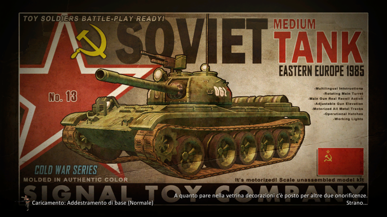 Toy Soldiers: Cold War Screenshot 2