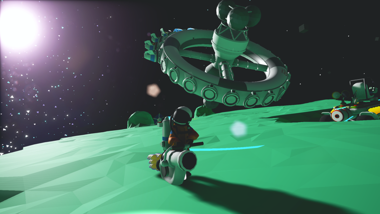 Astroneer News, Achievements, Screenshots and Trailers
