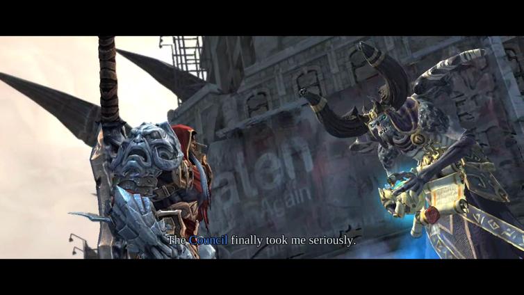 Darksiders Screenshot 1