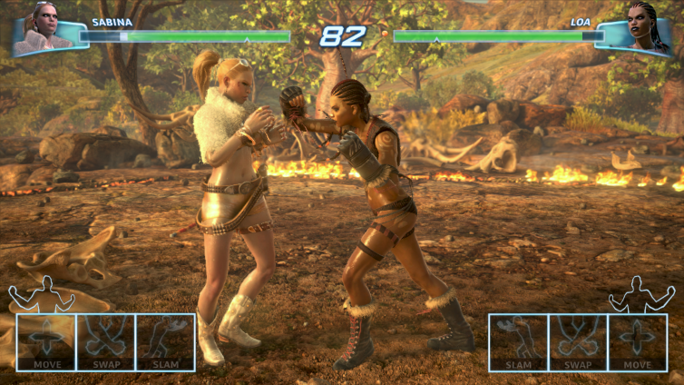 Fighter Within Screenshot 1