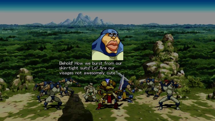 Guardian Heroes Screenshot 3