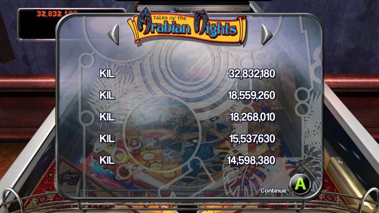 The Pinball Arcade Screenshot 3