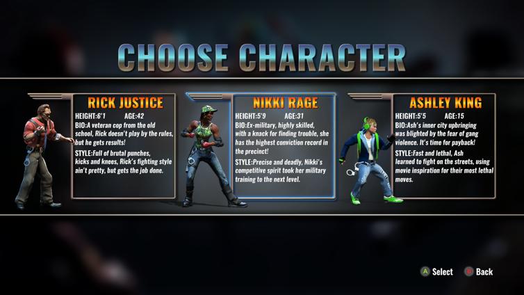 Raging Justice Screenshot 4