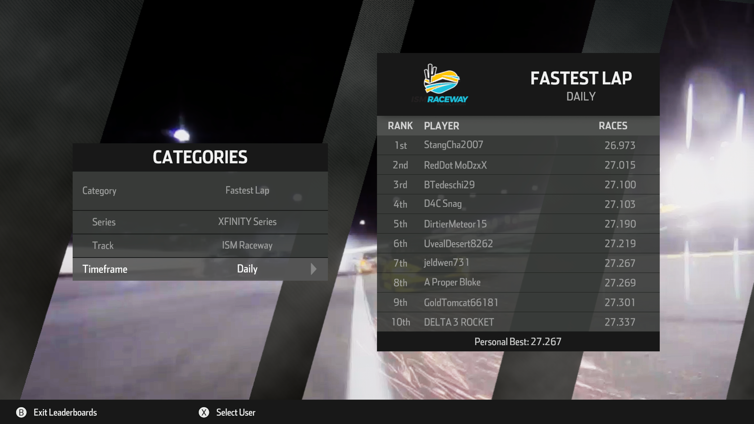 NASCAR Heat 3 Screenshot 1