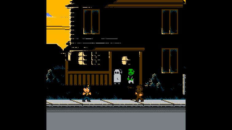Haunted Halloween '86 Screenshot 2