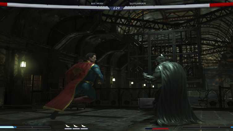 Injustice 2 (Win 10) Screenshot 1