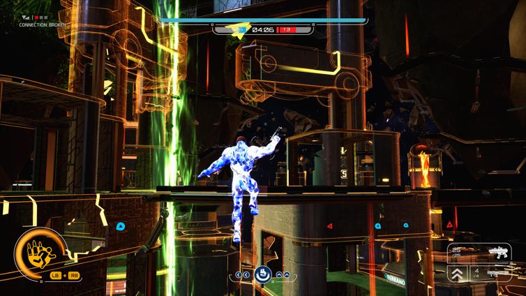 Crackdown 3: Wrecking Zone Screenshot 4