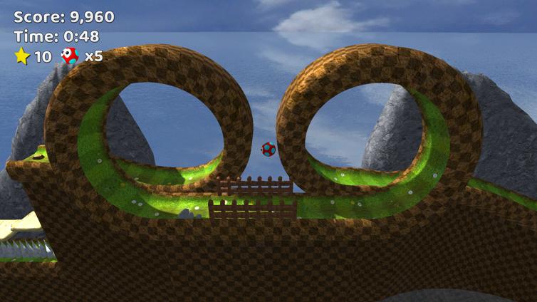 On A Roll 3D Screenshot 1