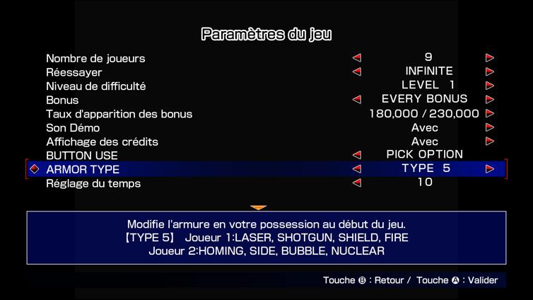 ACA NEOGEO ALPHA MISSION II Screenshot 2