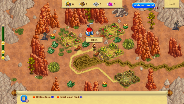 Gnomes Garden: New Home Screenshot 2