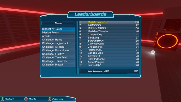 Disco Dodgeball Remix Screenshot 1