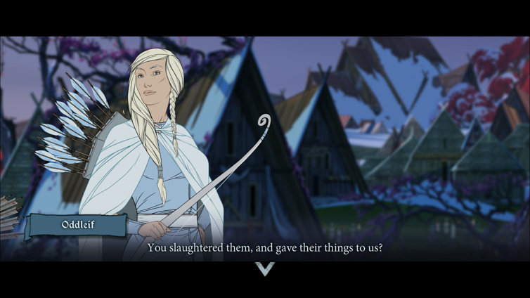 The Banner Saga 3 Screenshot 4