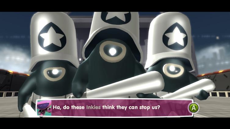 de Blob 2 (Xbox 360) Screenshot 4