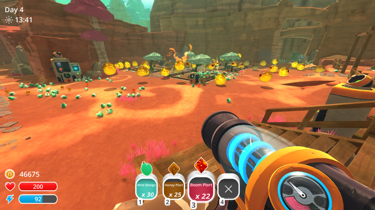 Xbox Slime Rancher (Game Preview) gameplay, Achievements