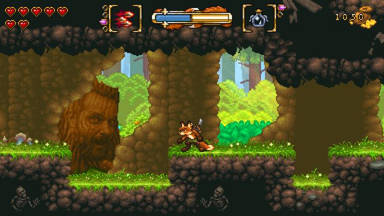 Fox n Forests Screenshot 4