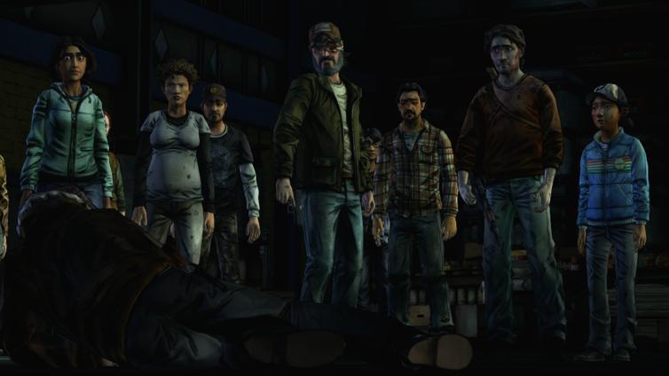 The Walking Dead: Season Two (Xbox 360) Screenshot 4