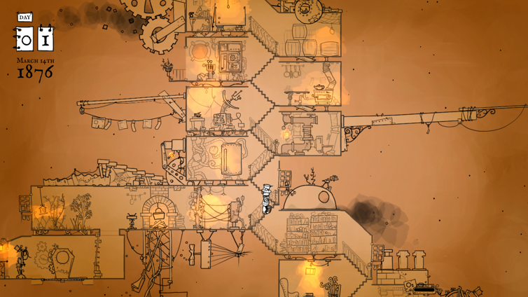 39 Days to Mars Screenshot 3