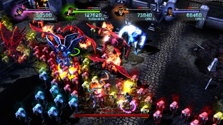 Ghostbusters: Sanctum of Slime Screenshot 3