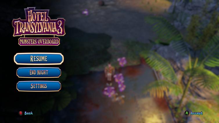 Hotel Transylvania 3: Monsters Overboard Screenshot 3