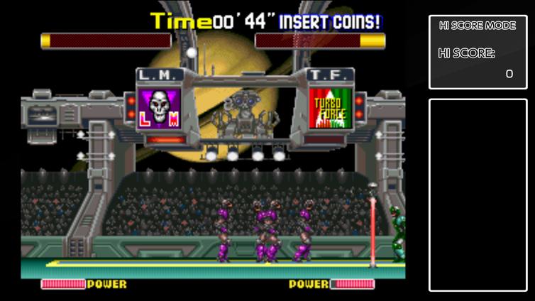 ACA NEOGEO POWER SPIKES II Screenshot 3
