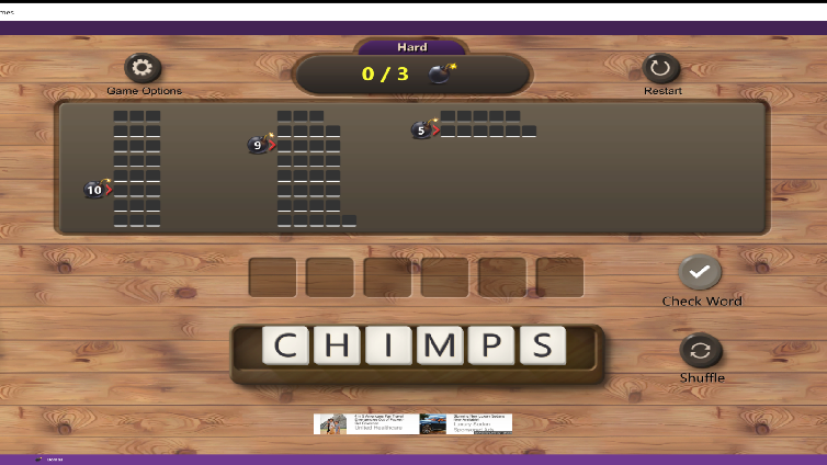 Microsoft Ultimate Word Games (Win 10) Screenshot 1