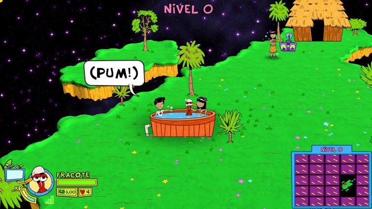 Toejam and Earl: Back in the Groove! Screenshot 4