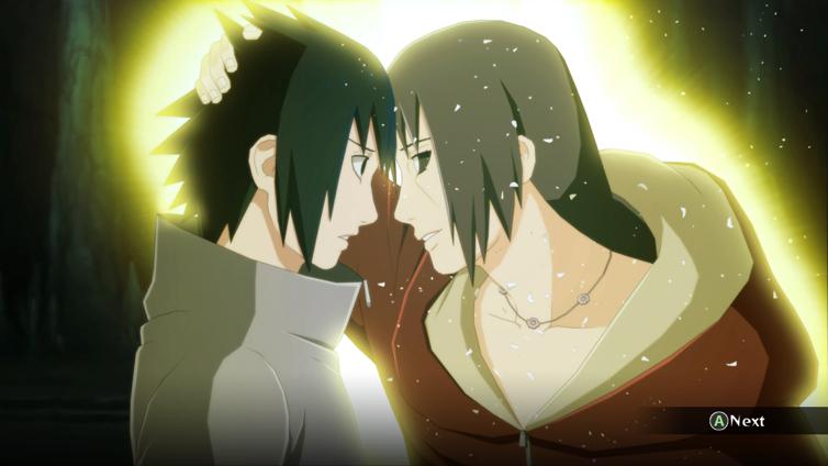 Naruto Shippuden: Ultimate Ninja Storm 3 Screenshot 2