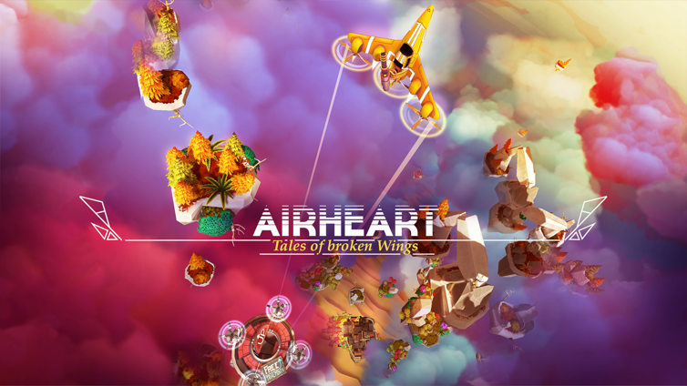 Airheart - Tales of broken Wings Screenshot 2