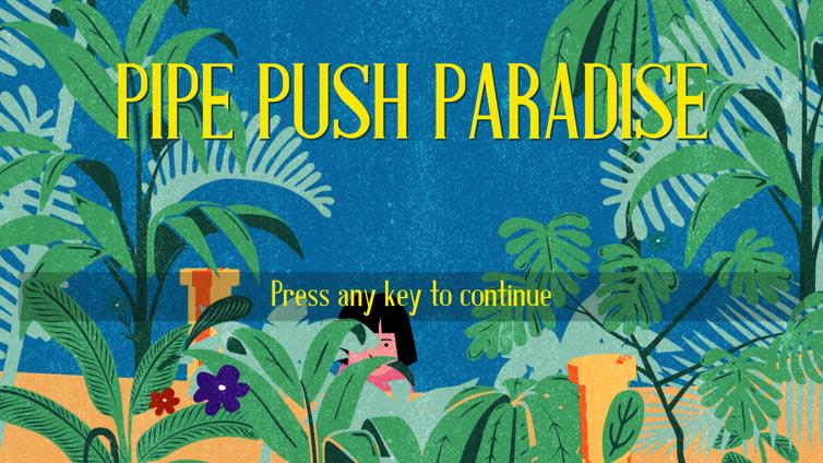 Pipe Push Paradise Screenshot 4