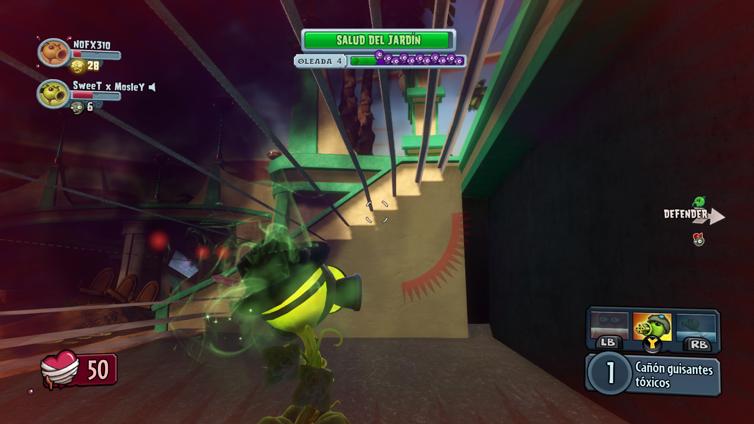 Plants vs. Zombies Garden Warfare Screenshot 3