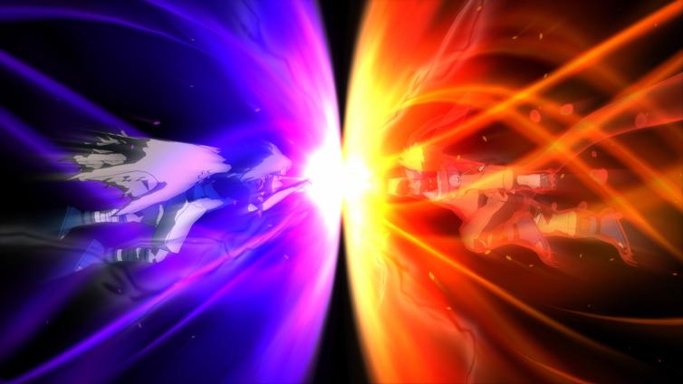 Naruto: Ultimate Ninja Storm Screenshot 1