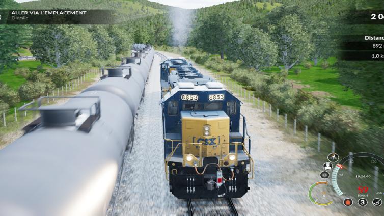 Train Sim World: CSX Heavy Haul (Win 10) Screenshot 4