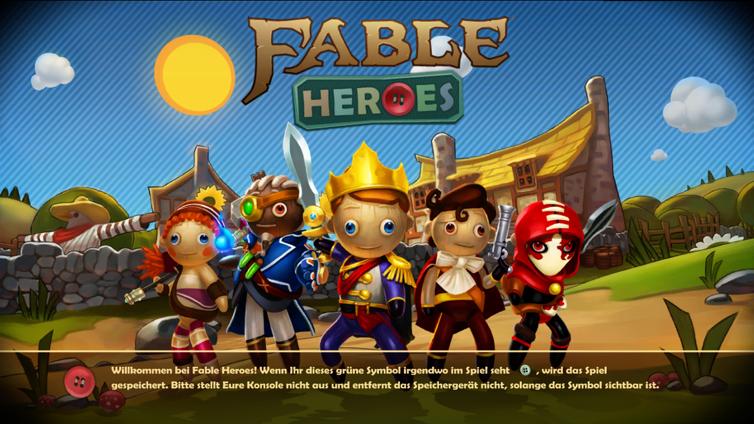 Fable Heroes Screenshot 3