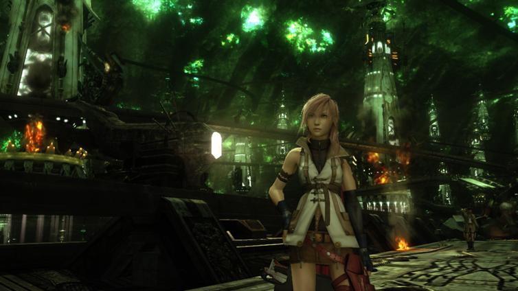 Final Fantasy XIII Screenshot 2