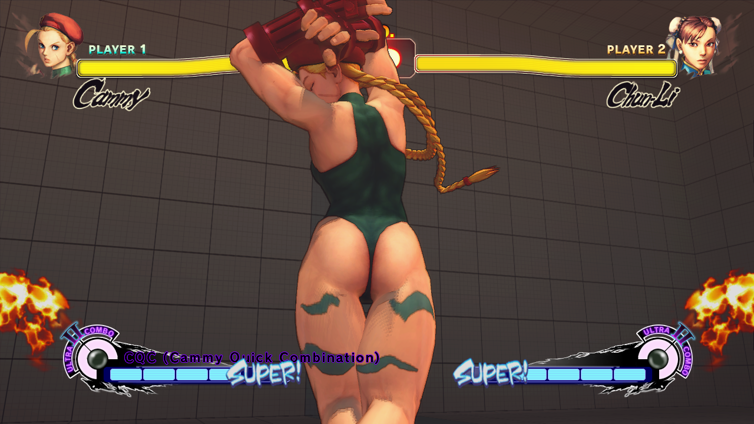 Super Street Fighter IV Screenshot 1