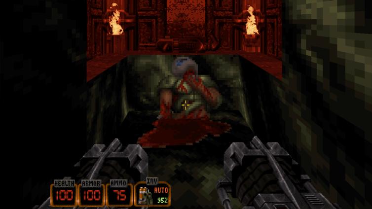 Duke Nukem 3D: 20th Anniversary Edition World Tour Screenshot 2