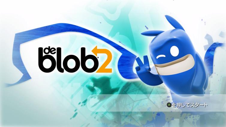de Blob 2 Screenshot 1