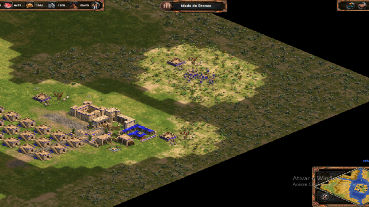 Age of Empires: Definitive Edition (Win 10) (2018) Screenshot 2