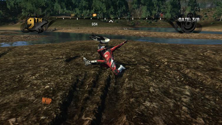 MX vs. ATV: Reflex Screenshot 1