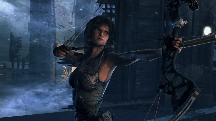 Tomb Raider - Definitive Edition Screenshot 1