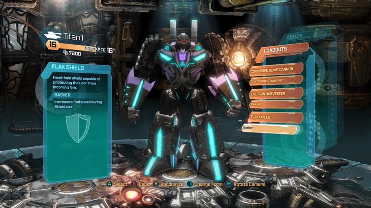 Transformers: Fall of Cybertron Screenshot 3